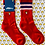 Thumbnail: Chaussettes Sporty Frittes
