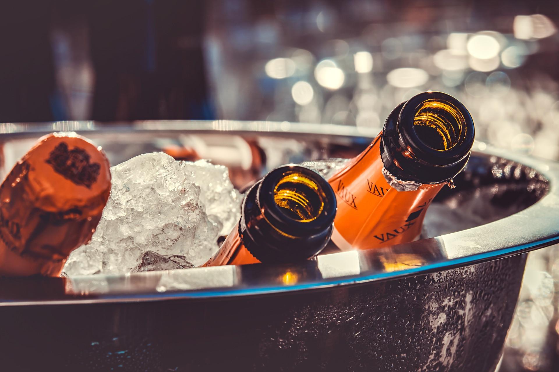 Choose the champagne you like
