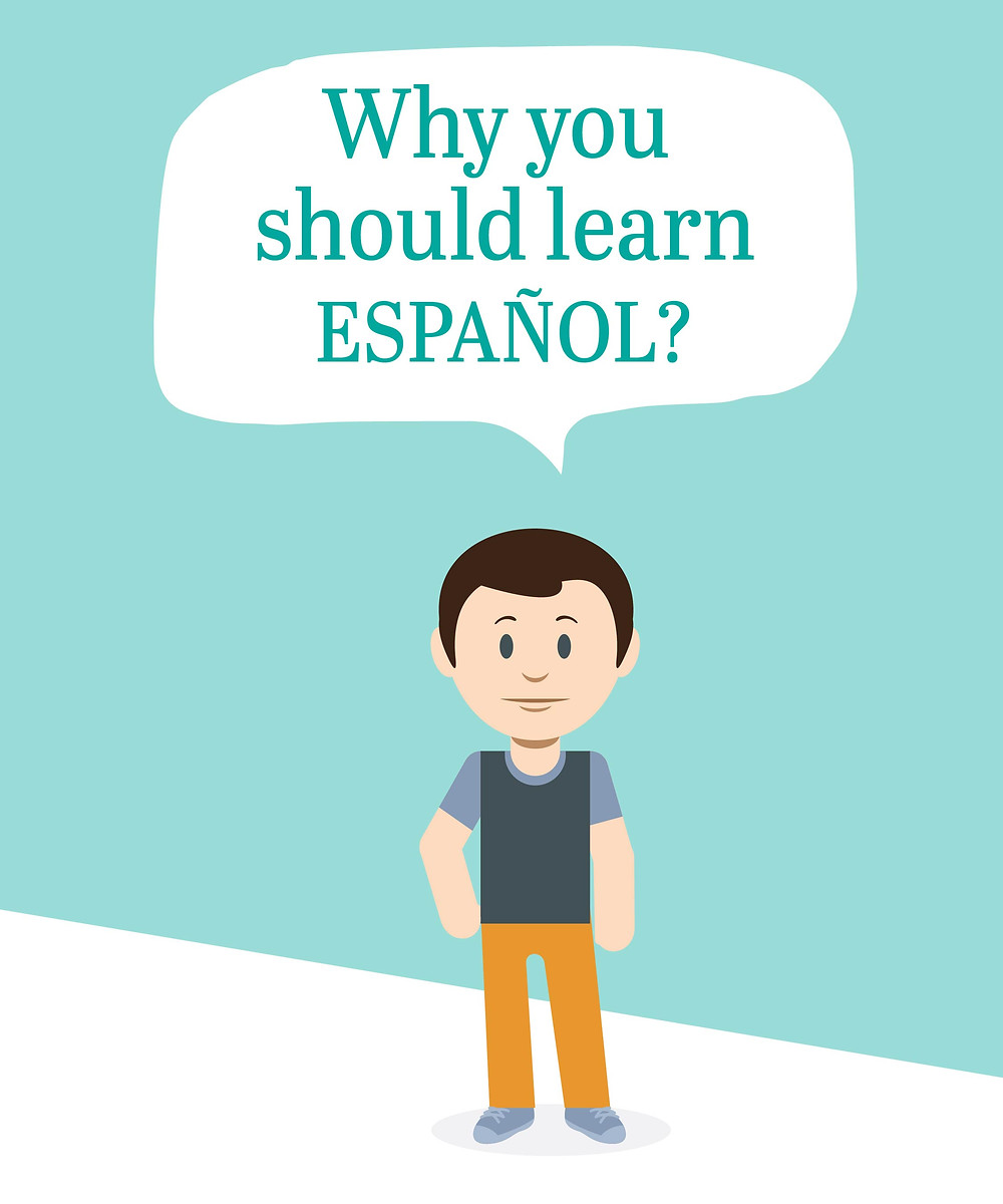 Learn Spanish to open a new opportunities