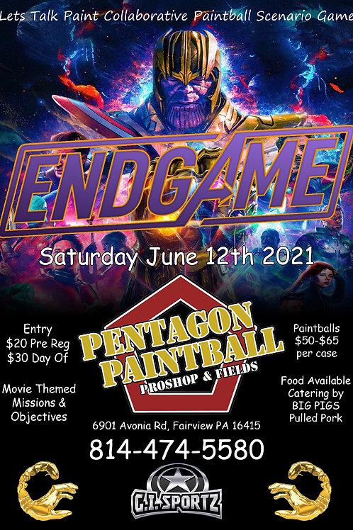 Endgame Scenario Event