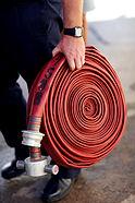 Feuerwehrschläuche