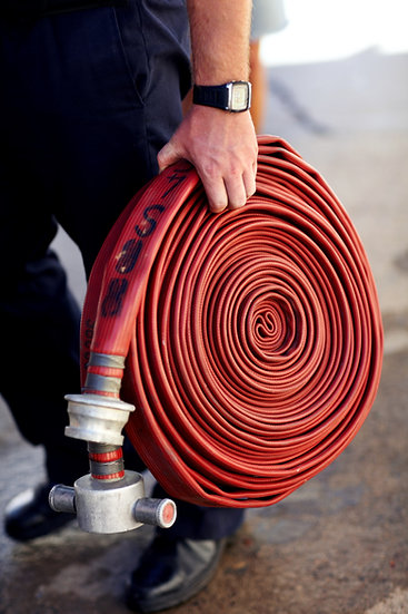 Sentry Lay Flat Hose 16 Bar X 65mm X 30m