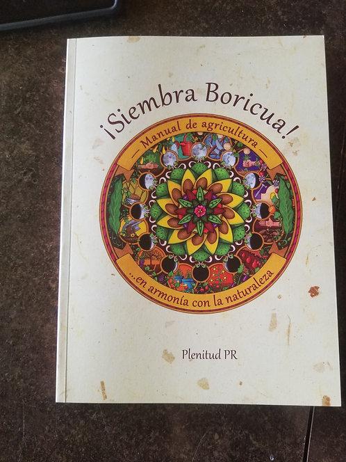 """Libro """"Siembra Boricua"""""""