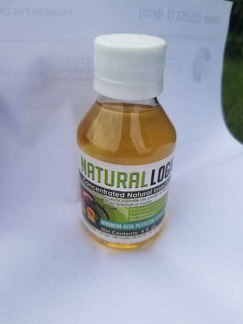 Natural Logic Insecticide