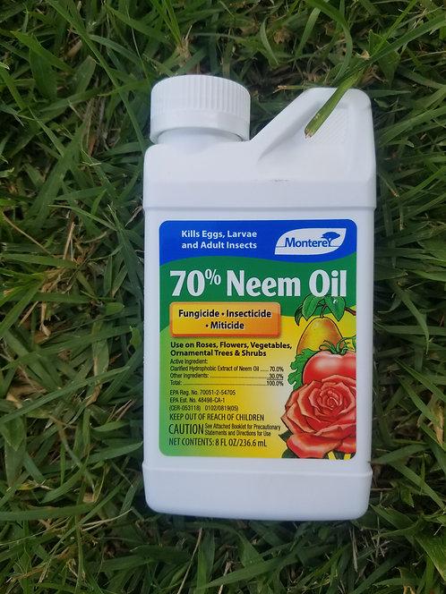 Neem 3 en 1: Fungicida- Insecticida- Nematicida