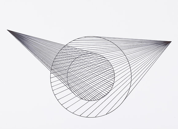 CONICAL INTERSECT • Xavier Veilhan