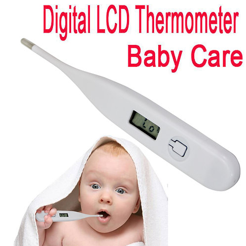 Smart Infrared Ear Body Thermometer