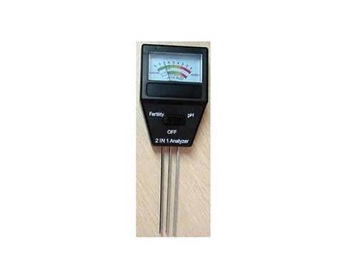 PH & Soil Fertilizer Test Meter