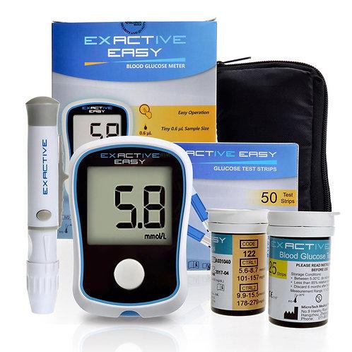 Diabetes Test Kit +50 Test Strips