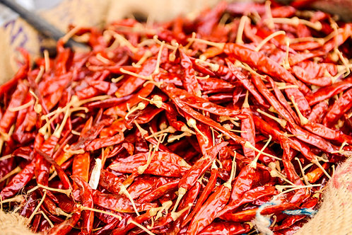 Red Hot Dry Chili (500g or 1Kg)