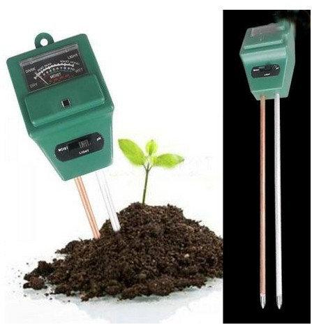 3 in1 Soil PH Meter