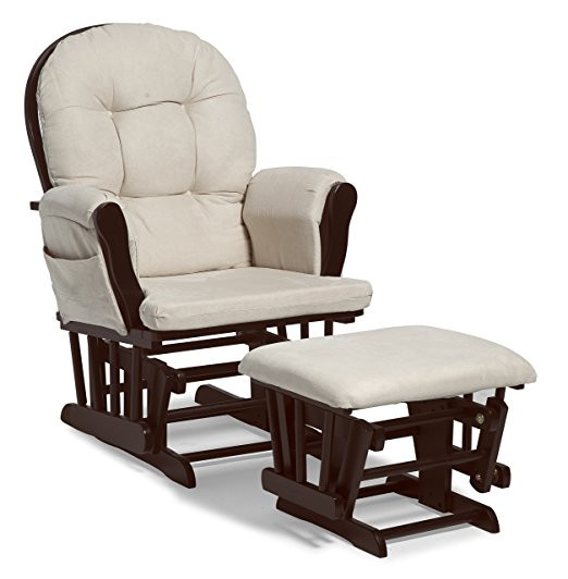 New Mom Checklist Nursing Chair