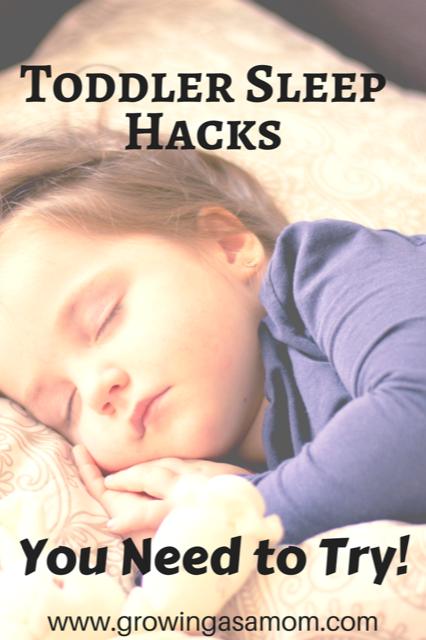 Toddler Sleep Hacks