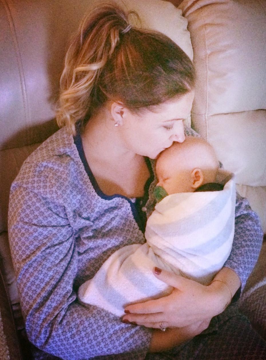 Sleep for Colicky Babies