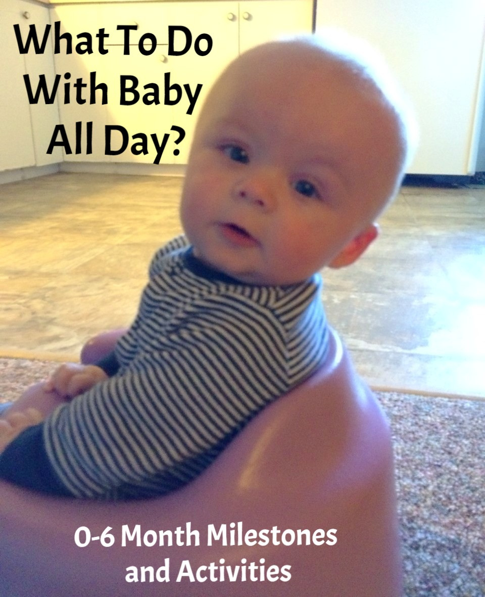 Newborn baby activities milestones