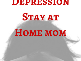 Depression Stay At Home Mom: The Depression Test and Checklist