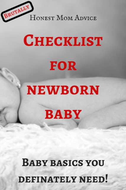 Baby Basics You Need