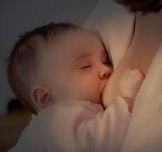 Breastfeeding for colic