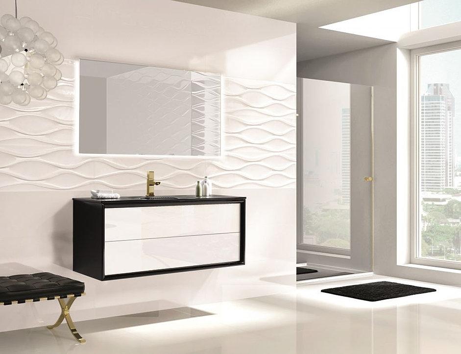 la maison du carrelage free photos de salle de bains moderne qui vous inspireront trs with la. Black Bedroom Furniture Sets. Home Design Ideas