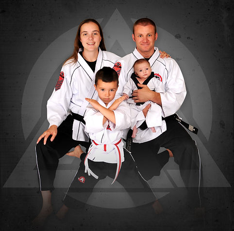 Aaron Tuck, Mary Tuck, martial arts, colorado springs