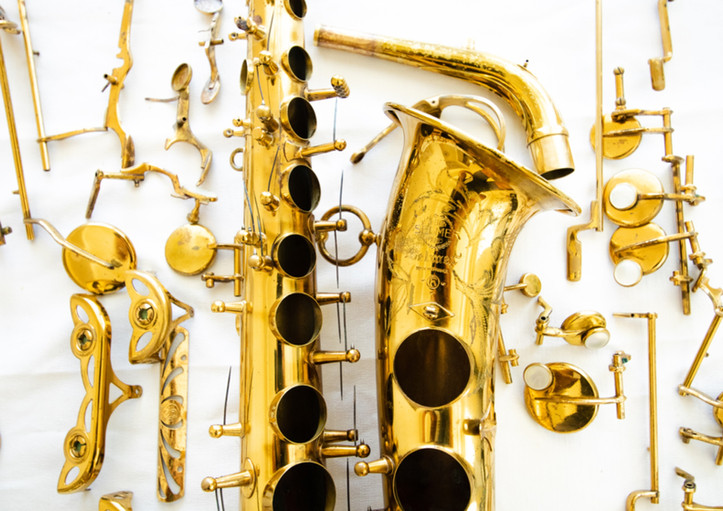 saxophone repair shops near me