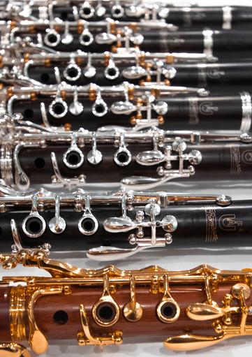 clarinet music store