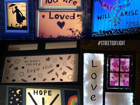 Light, Love, Hope - Christmas Community Project 2020
