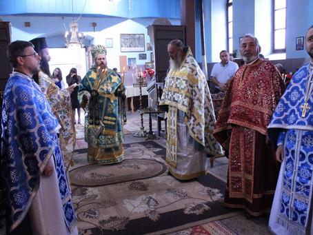 """120 години от освещаването на храм """"Възнесение Господне"""", с. Бистрица"""