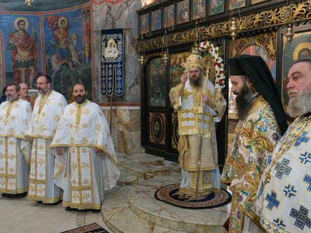 """Офикия в столичния храм """"Св. Богородица - Живоприемни източник"""""""