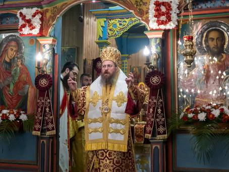 Вторият ден на Възкресение Христово бе отбелязан с архиерейска св. Литургия в Кюстендил