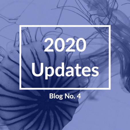 2020 Updates