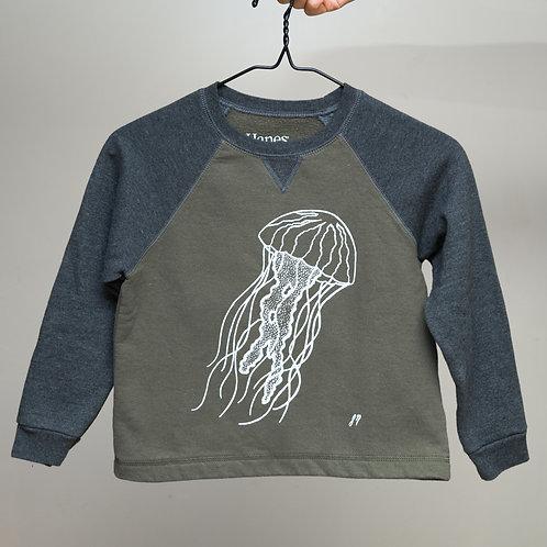 Crew Neck Sweatshirt (Small)