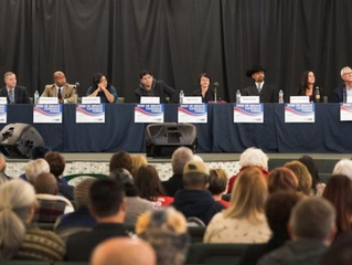 GHIC hosts US Senate Candidate Forum