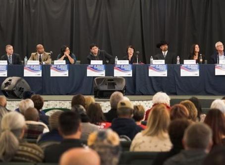 GHIC hosts US Senate Candidate Forum