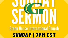Catch the Sermon Replay on A Better Gospel
