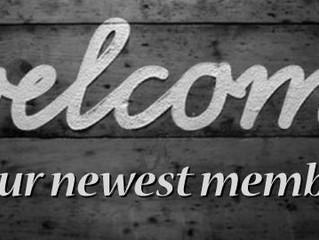 New Members February 2020