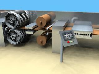 The Revolution of Corrugated Paper Machine