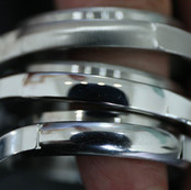 Buffing watches