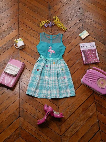 Robe Pink Flamigo