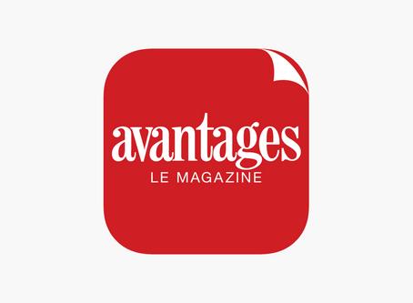 Revue de Presse : Jungle Lou dans Avantages