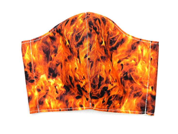 Masque In Fire