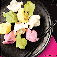 Rainbow Dumplings 10 PCS