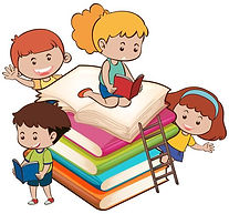 432399-les-enfants-avec-le-livre-gratuit-vectoriel.jpg