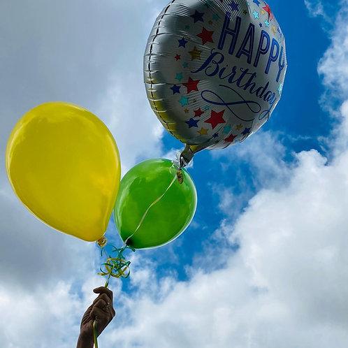 Add on balloons 🎈