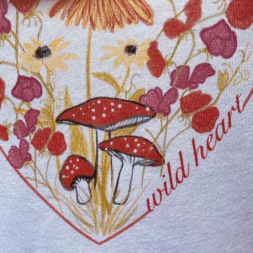 Wild Heart ❤️ t-shirt