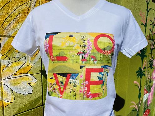 Wild Heart Mural T-shirt