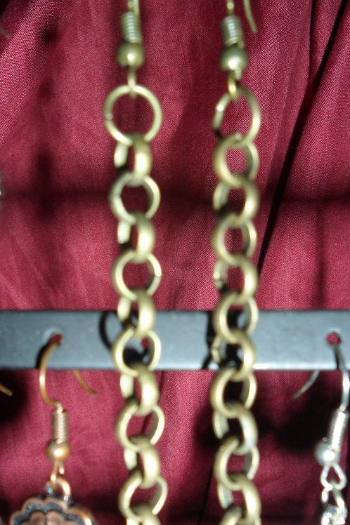 4 Sets of Earrings