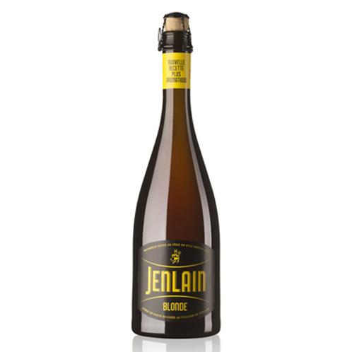 Bière blonde 6.8° 75 cl Jenlain