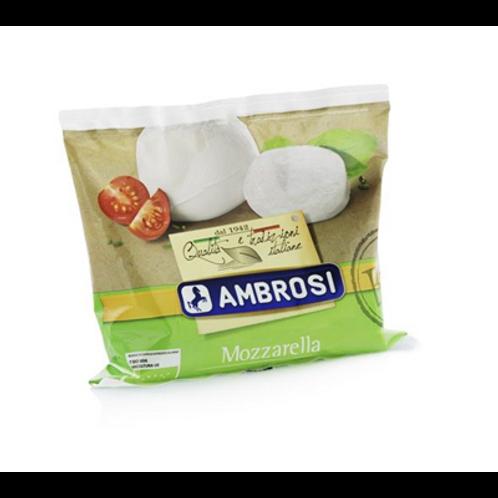Mozzarella Bio 100 g Ambrosi