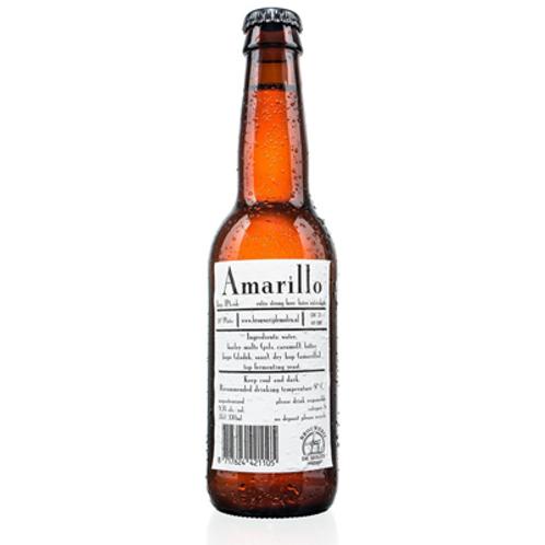 Bière blonde 9.2° 33 cl De Molen Amarillo, carton de 12 bouteilles